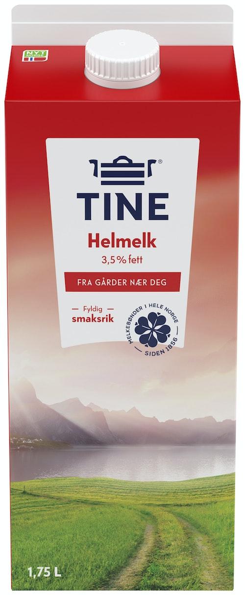 Tine TineMelk Hel 1,75 l