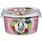 Planti Yoghurt Med Bringebær & Lime