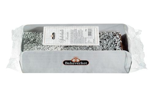 Bakeverket Sjokoladekake 350 g
