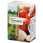 Hakkede Tomater Med Hvitløk