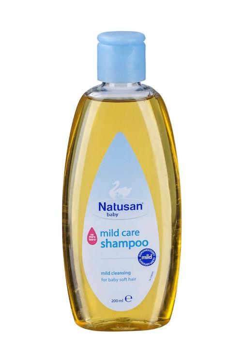 Natusan Shampoo Mild care, 200 ml
