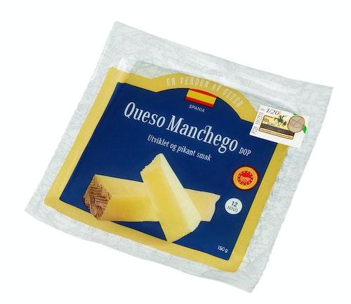 REMA 1000 Manchego DOP Lagret 6 mnd, 150 g