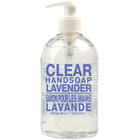 Clear Handsoap, Fresh Lavender