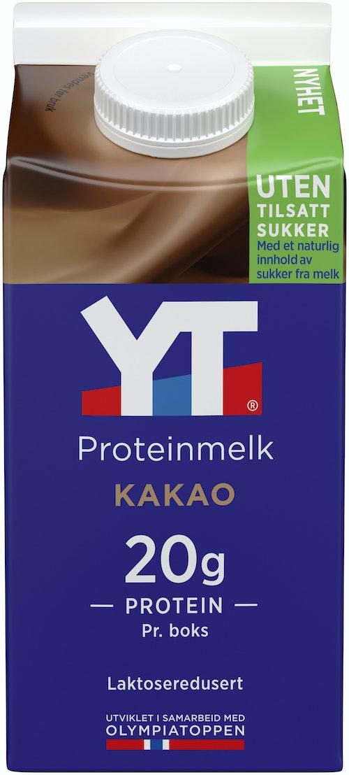 YT Proteinmelk Kakao 330 ml