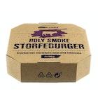 Holy Smoke Storfeburger