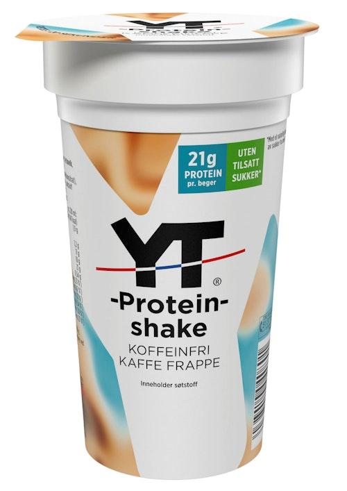 Tine YT Proteinrik Frappeshake 0,22 l