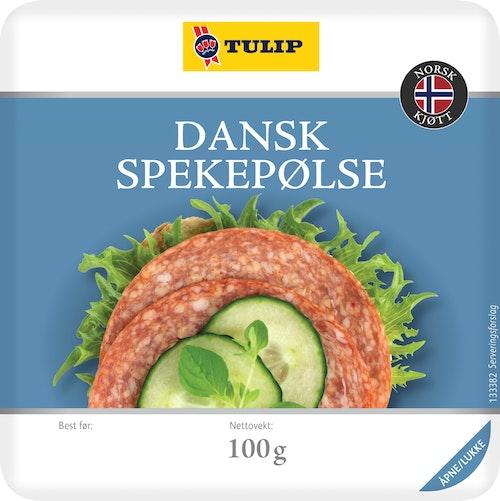 Tulip Dansk Spekepølse 100 g