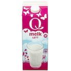 Q Melk Lett