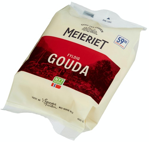 REMA 1000 Fyldig Gouda 29% 450 g
