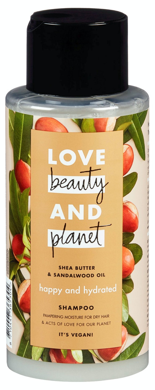 Love Beauty & Planet Happy and Hydryted Shampoo 400 ml