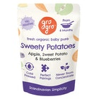 Sweety Potatoes
