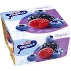 Yoghurt Skogsbær
