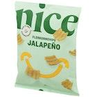 Nice Flerkornchips Jalapeño