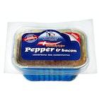 Pepper & Baconpostei