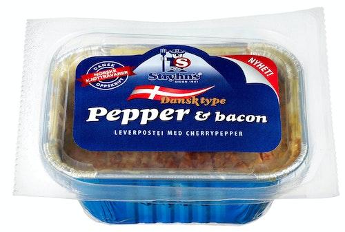 Stryhn´s Pepper & Baconpostei 190 g