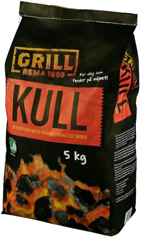REMA 1000 Grillkull 5 kg
