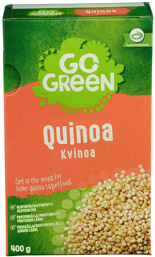 Go Green Quinoa 400 g