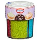 Kakepynt Neon