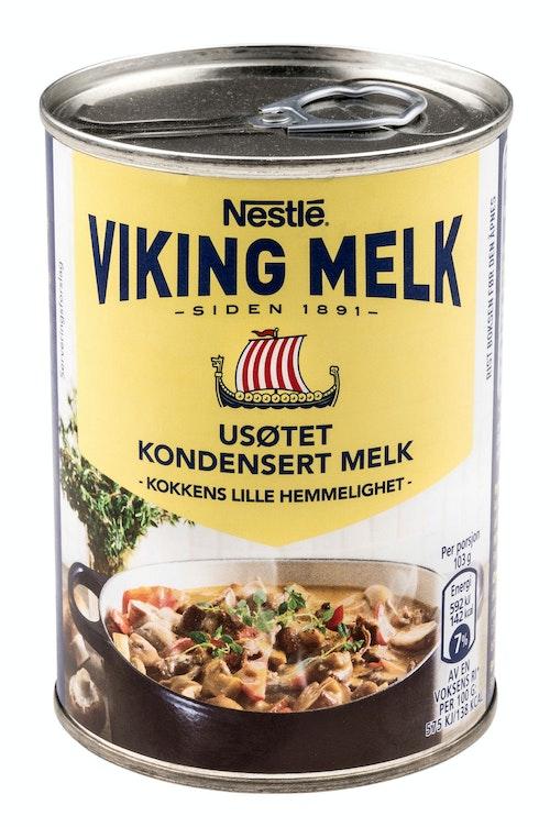 Nestlé Viking Usukret Kondensert Melk 410 g