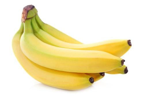 Økologiske Bananer 4-6 stk, Ecuador, 600 g