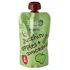 Squash Eple + Avokado