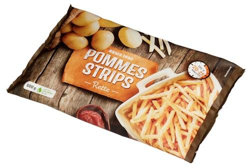 REMA 1000 Pommes Strips 600 g