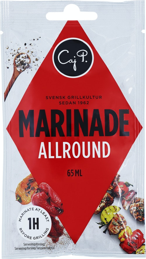 Caj P Allround Marinade 65 ml