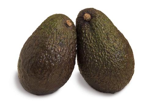 Økologisk Avokado Peru, 2 stk