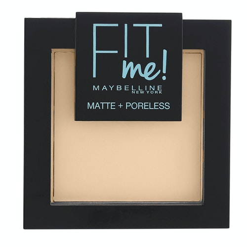 Maybelline Fit Me Matte & Poreless Natural Ivory Powder 1 stk