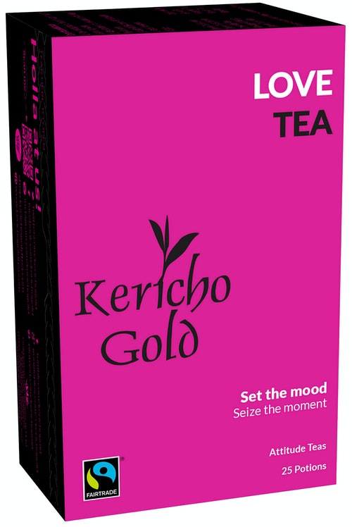 Kericho Gold Love Te 25 stk