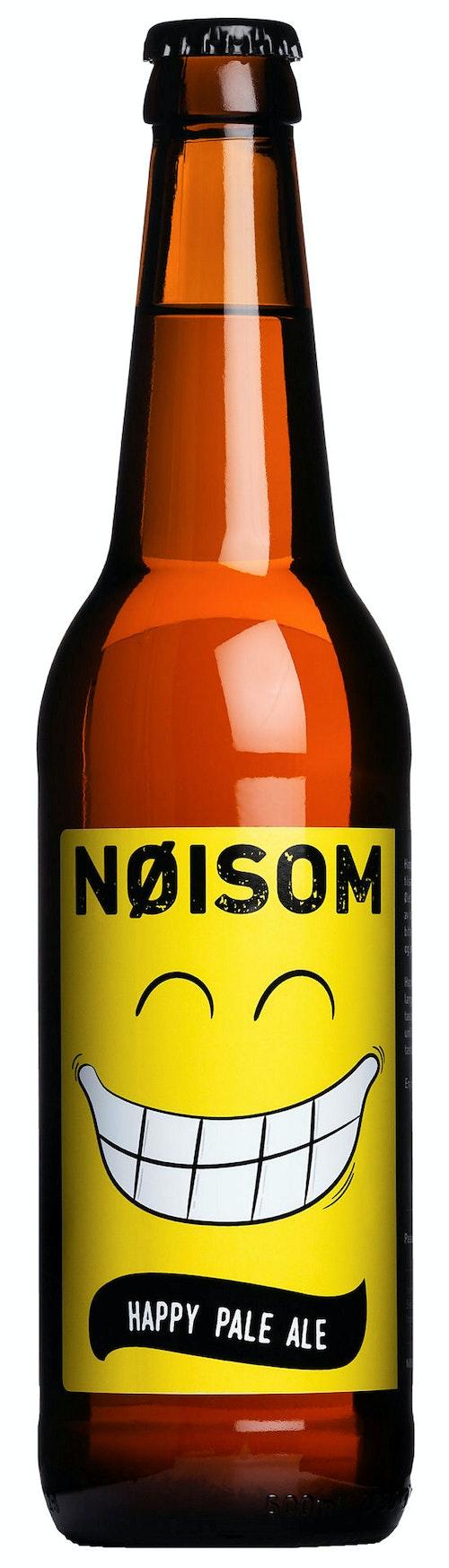 Nøisom Happy Pale Ale 0,5 l