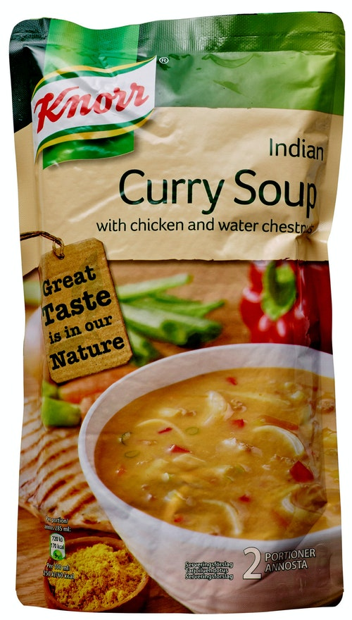 Knorr Indian Currysuppe 570 ml