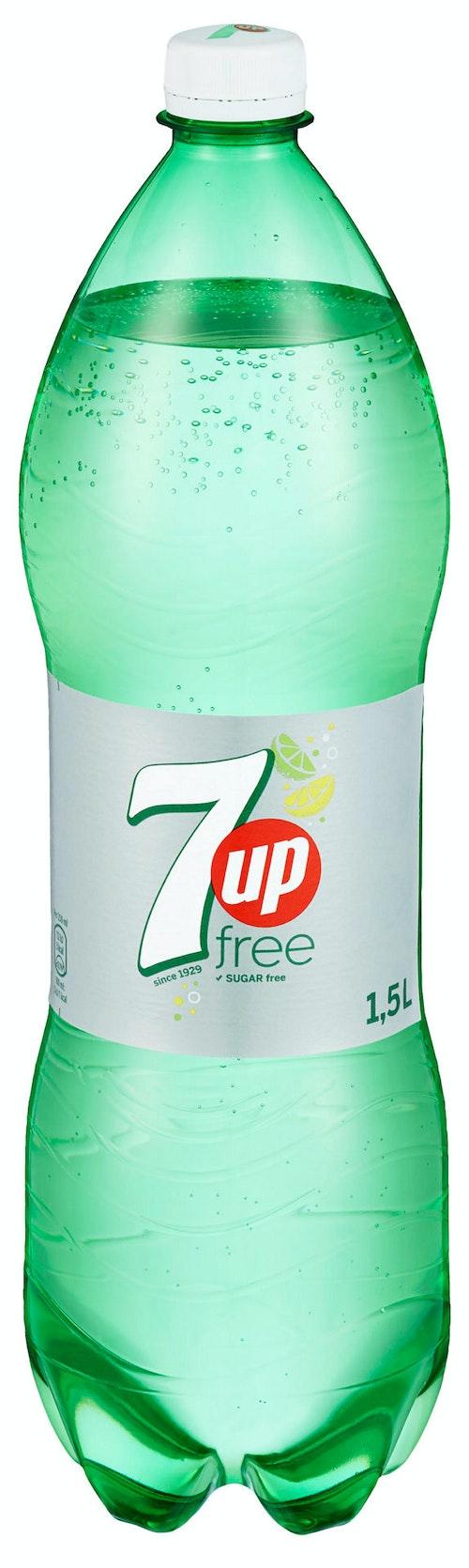 Ringnes 7UP Free 1,5 l
