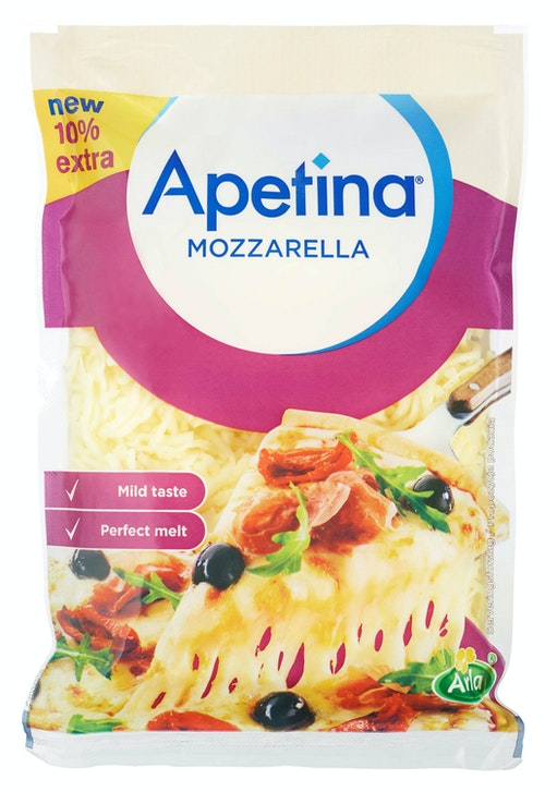 Arla Apetina Mozzarella Revet, 220 g