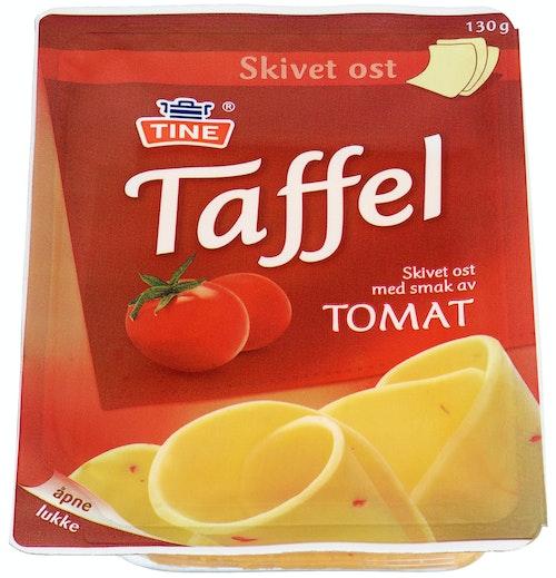 Tine Taffel Tomatost Skiver 130 g