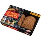 Miniburger Sliders av Storfe