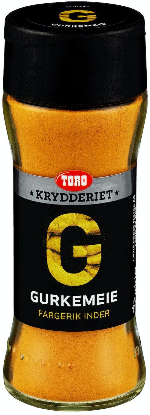 Toro Gurkemeie 70 g