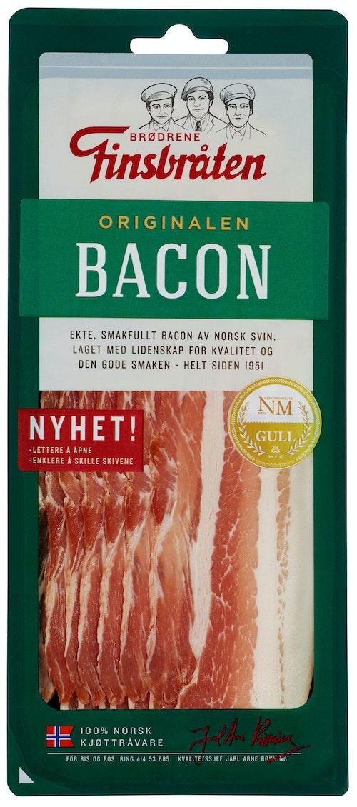 Finsbråten Bacon 130 g