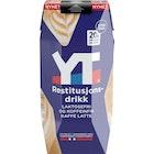 YT Restutisjonsdrikk Kaffe Latte