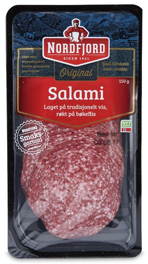 Nordfjord Salami 150 g