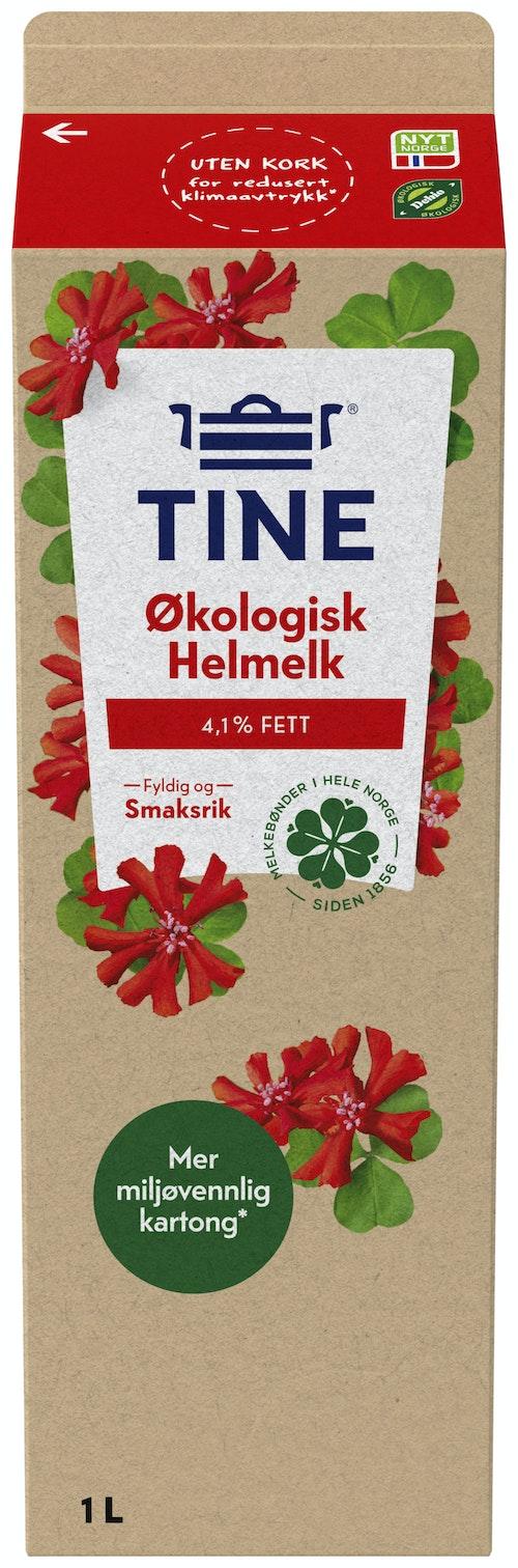Tine Tine Helmelk Økologisk, 1 l