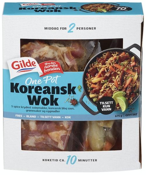 Gilde One Pot Koreansk Wok 675 g