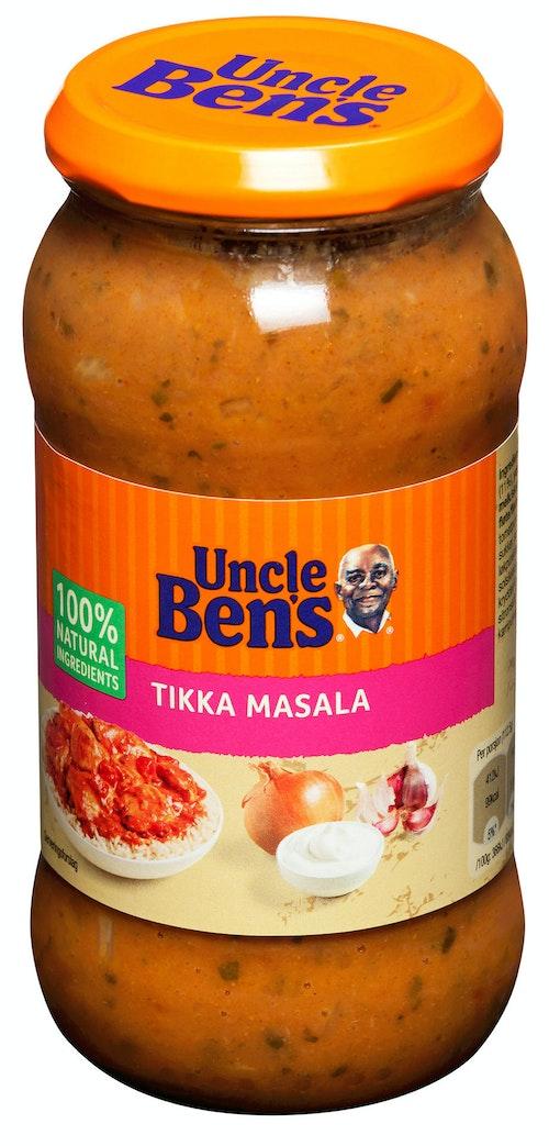 Uncle Ben's Tikka Masala Saus 450 g
