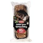 Grillet Grov Kjøttpudding