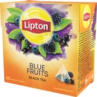 Lipton Blue fruit pyramide tea