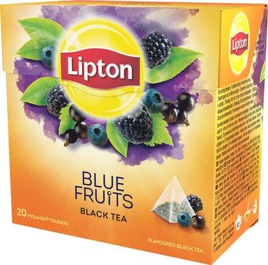Lipton Lipton Blue fruit pyramide tea 20 poser, 20 stk