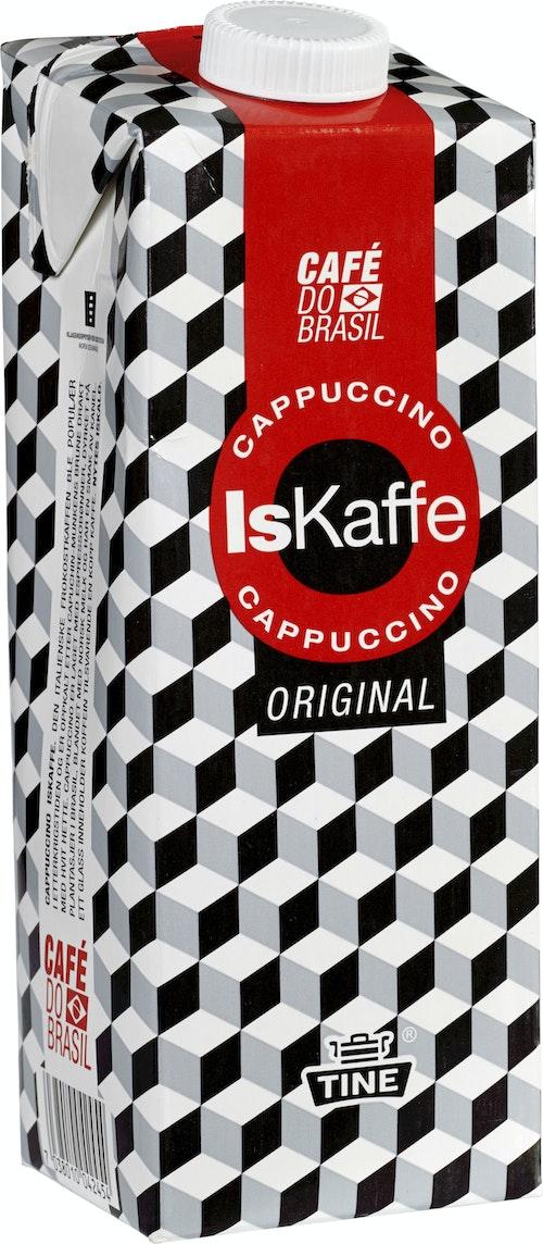Tine IsKaffe Cappuccino 1 l