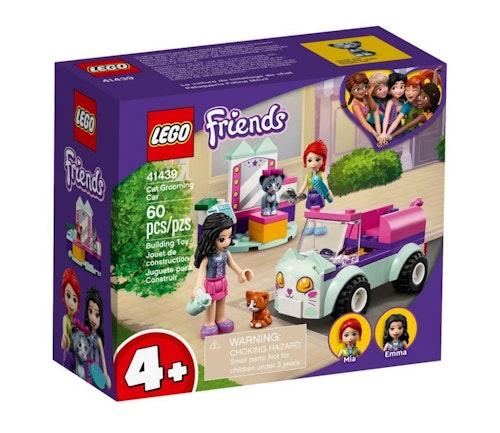 LEGO LEGO Friends Kattepleie og bil 1 stk