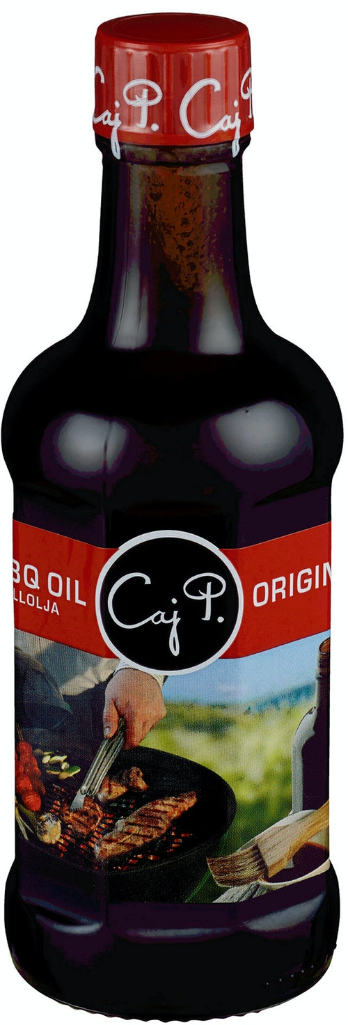Caj P BBQ Oil Orginal 250 ml
