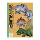 Kortspill Batasaurus huskespill
